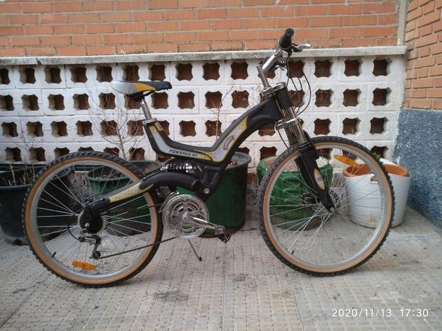 BICICLETA DE DESCENSO HAMER - foto 3