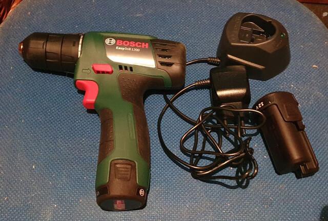 Taladro Atornillador Bosch Easy Drill