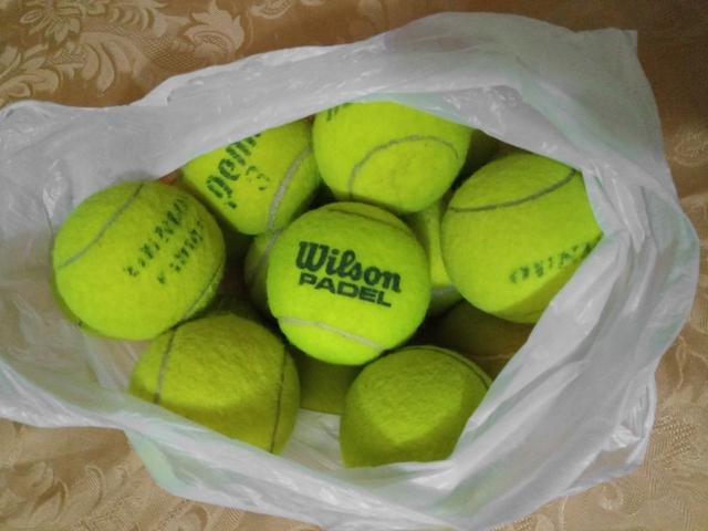Pelotas Para Padel Y Tenis