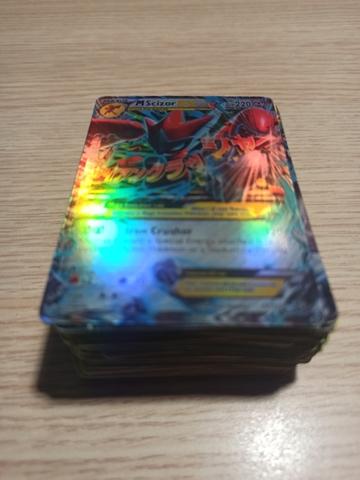 100 Cartas Pokemon Lote