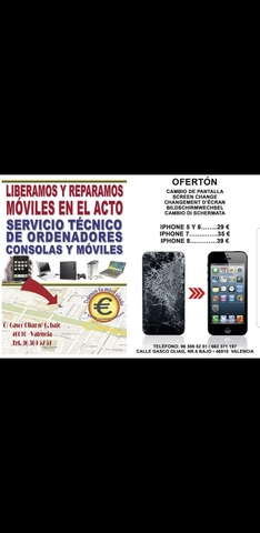 REPARACION IPHONE 7 - foto 2