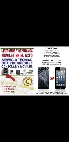 REPARACION DE BATERIA IPHONE 6 - foto 2