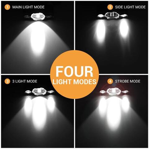 FARO FOCO FRNTAL LED - foto 4