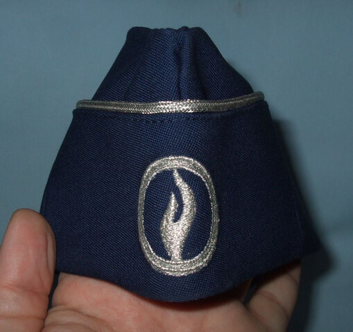Gorra Policía Bélgica