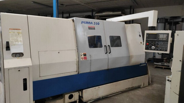 TORNO CNC DAEWOO PUMA 350 - foto 1