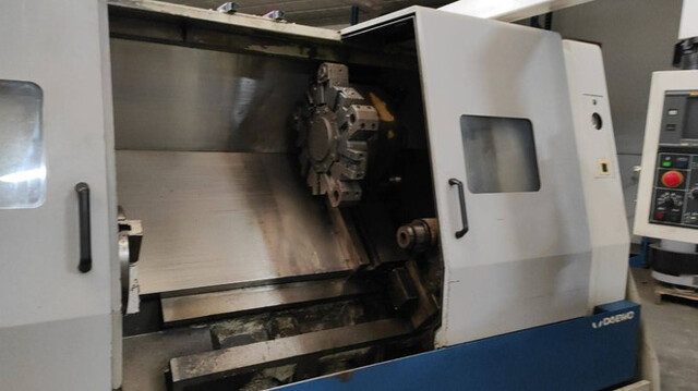 TORNO CNC DAEWOO PUMA 350 - foto 2