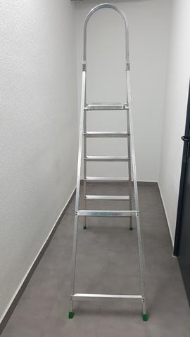 Escalera Metálica Peldaños