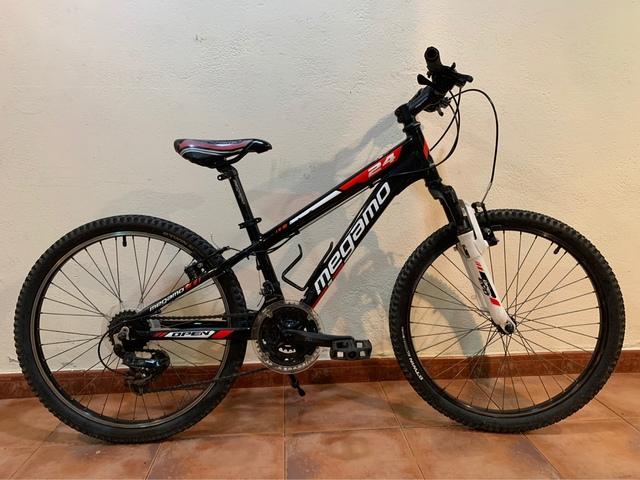 Bicicleta Megamo Open Junior 24