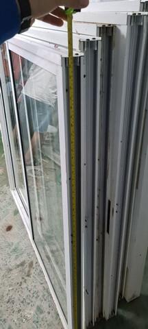 Ventanas Aluminio 2 Puertas Corredera