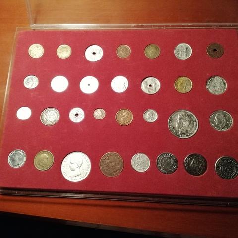 Coleccion De Monedas Históricas