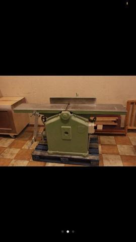 Máquina Cepilladora