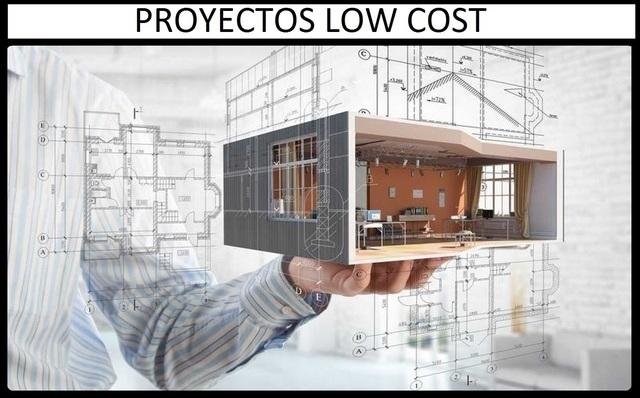 PROYECTOS LOW COST CONSTRUCCIÓN REFORMAS - foto 1