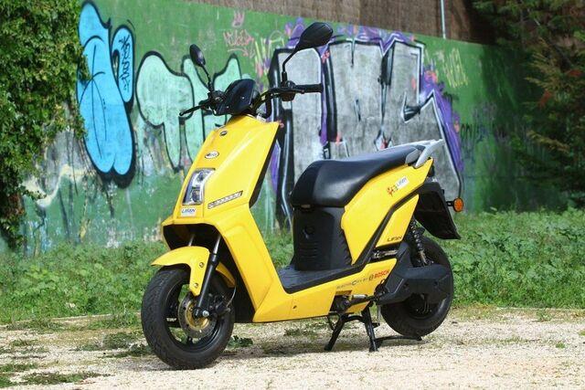 ALQUILER MOTOS ELECTRICAS EN MADRID - foto 4