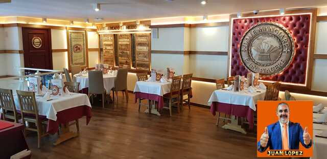 LUXURY RESTAURANT IN THE CENTER OF MARBE - foto 4