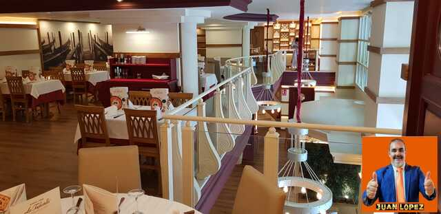LUXURY RESTAURANT IN THE CENTER OF MARBE - foto 5