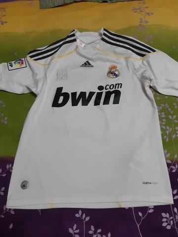 Reyes.  Real Madrid.  Camiseta De Fútbol