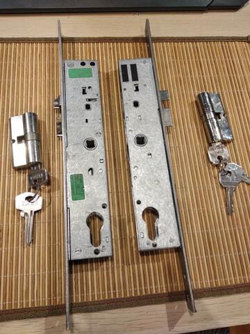 Cerraduras Eléctricas Cisa + Bombin