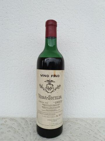 Vega Sicilia Unico 1942