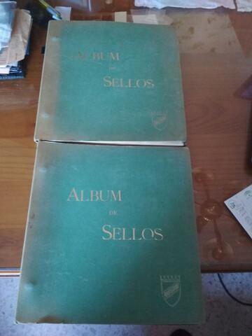 2 Álbum De Sellos