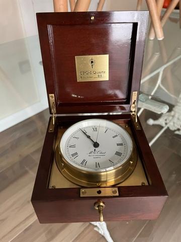 Reloj Cronometro Marino Quartz