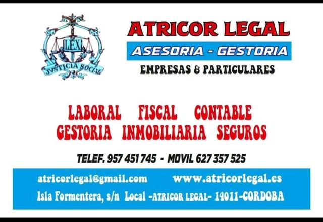 ATRICOR LEGAL - ASESORIA/GESTORIA - foto 2
