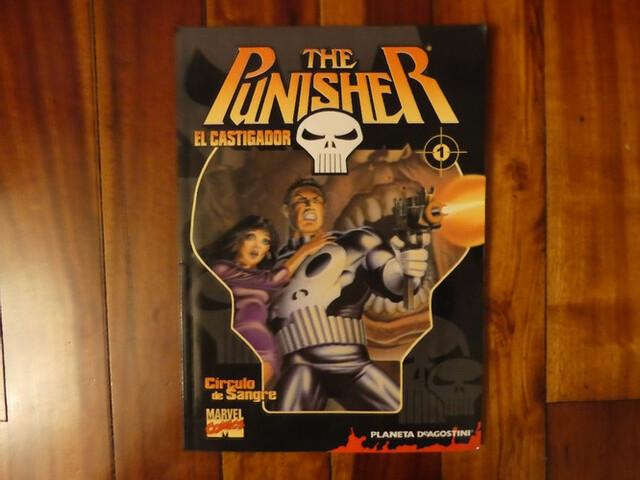 CÓMIC THE PUNISHER EL CASTIGADOR - foto 1