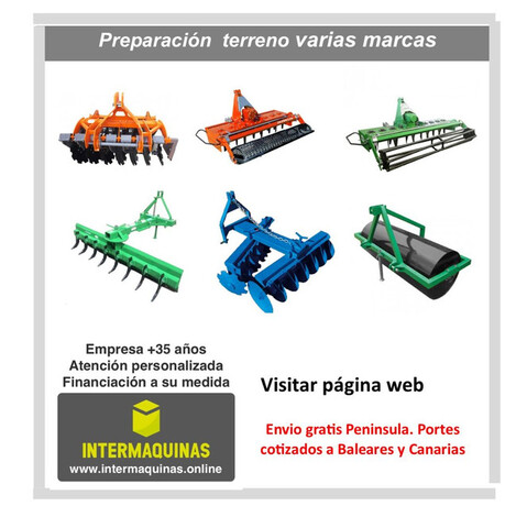 ROTOVATOR COMPLEMENTO TRACTOR - foto 5