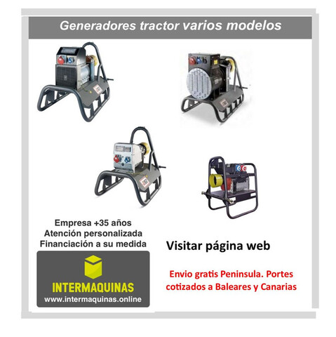 ROTOVATOR COMPLEMENTO TRACTOR - foto 8