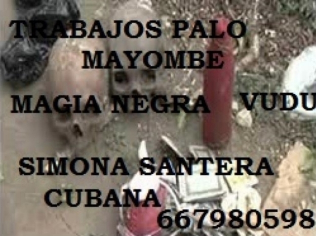 AMARRES DE PAREJA SANTERIA CUBANA - foto 1