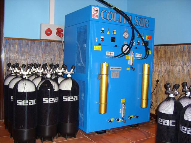 COMPRESOR COLTRI MCH 32 - foto 2