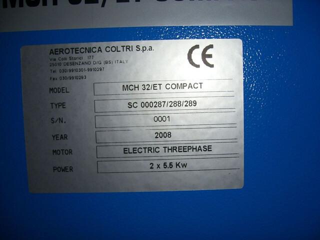 COMPRESOR COLTRI MCH 32 - foto 3