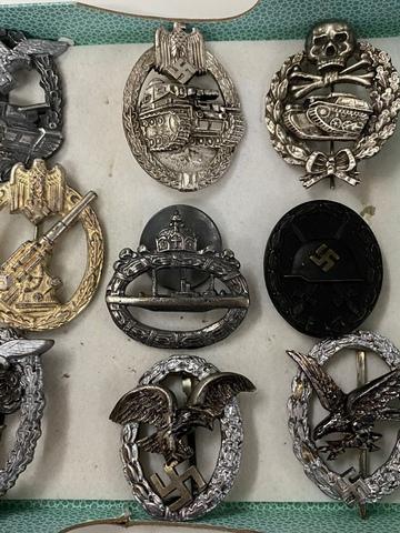 Colección De Medallas - Insignias