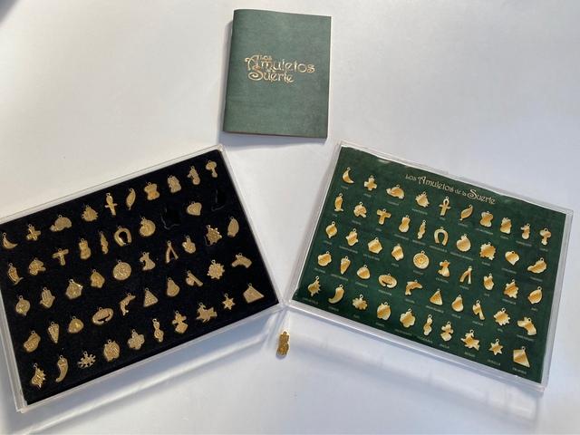 Colección Amuletos De La Suerte
