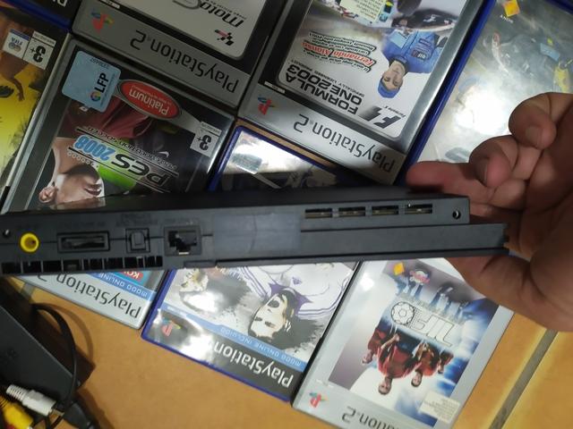 PLAYSTATION 2 SLIM\NCON ACCESORIOS - foto 3