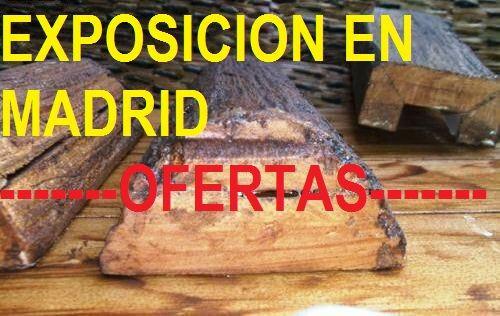 Exposicion De Vigas De Imitación Madrid