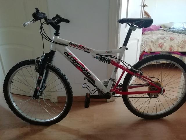 Bicicleta Ruedas 24X1. 95