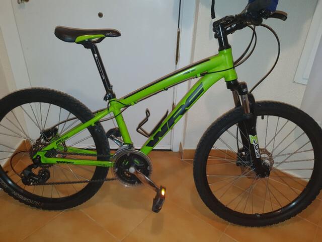 Bicicleta  Montaña De 24