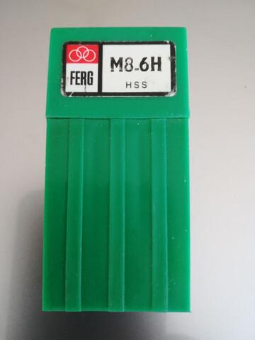 Juego Machos Ferg  M8