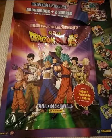 Pack Lanzamiento Dragón Ball Super Staks