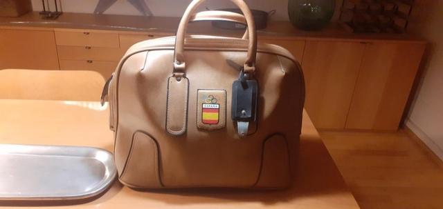 "Bolsa De Viaje Años 60 \""Olimpiada\"""