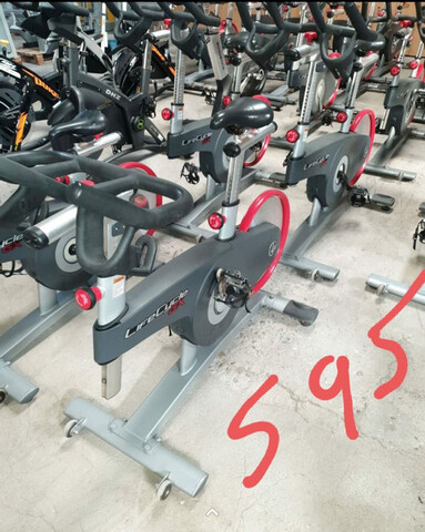 BICI SPINNING LIFECYCLE - foto 1
