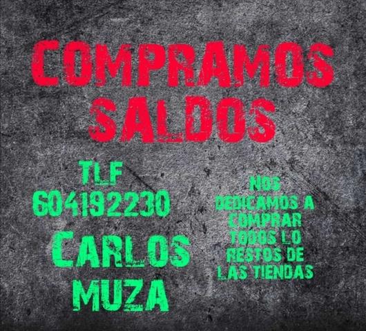 COMPRAMOS SALDOS - foto 1