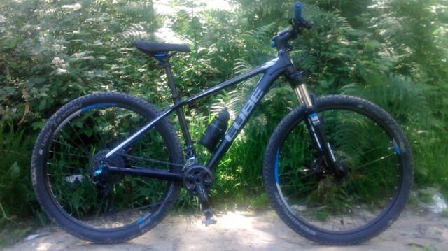 Vendo Bicicleta Mtb Cube Limited Pro