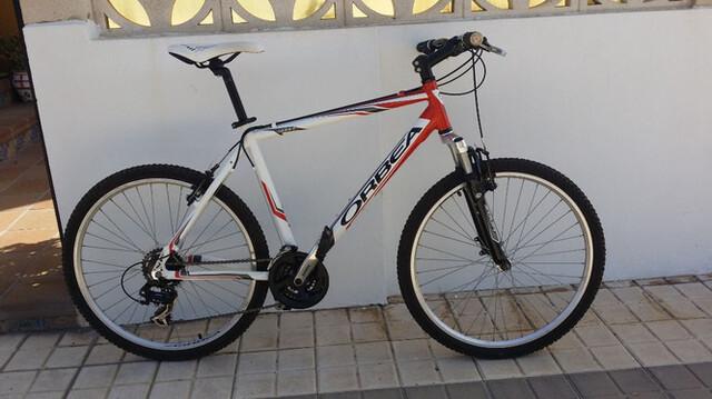 Vendo Bici Orbea