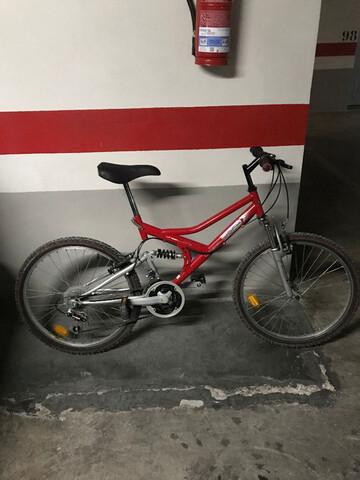 """Bici Rueda 24"""""""