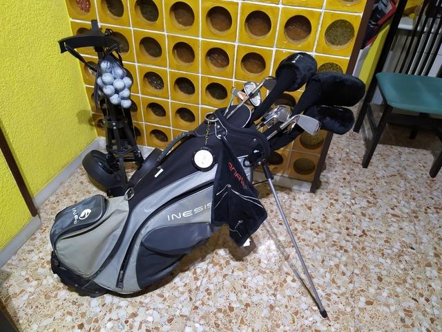 Equipo Golf Completo