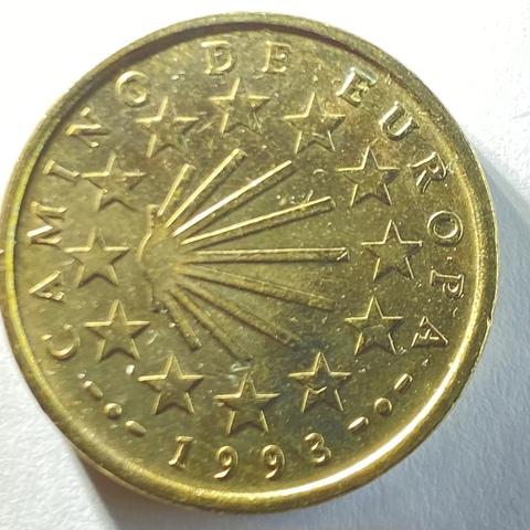Moneda De 100 Pesetas Del Año 1993