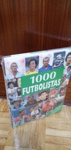 Libro 1000 Futbolistas