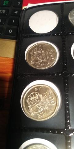 Monedas De 500 Pesetas