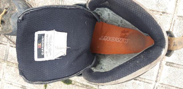 BOTAS GARMONT GTX 125   TALLA 45,  100 EU - foto 3